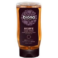 Biona Org Agave Dark Syrup 250ml