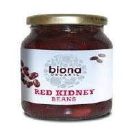 Biona Organic Red Kidney Beans 350g