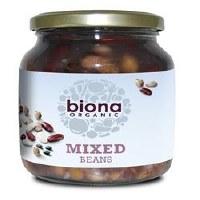 Biona Org Mixed Beans 350g