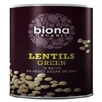 Biona Organic Lentils 400g