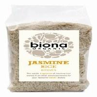 Biona Org Brown Jasmine Rice 500g