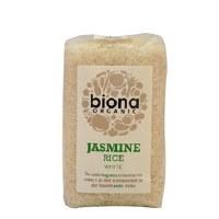 Biona Org White Jasmine Rice 500g