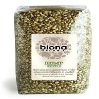 Biona Org Hemp Seed 250g
