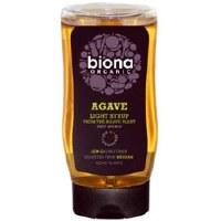 Biona Org Agave Light Syrup 250g