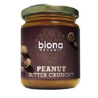 Biona Org Crunchy Peanut Butter w sa 250g