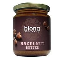 Biona Organic Hazelnut Butter 170g