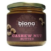 Biona Organic Cashewnut Butter 170g