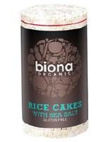 Biona Org Salt Rice Cakes 100g