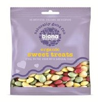 Biona Org Choc Coated Drops 60g