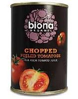 Biona Organic Chopped Tomatoes 400g
