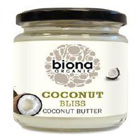 Biona Coconut Bliss Organic 250g