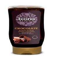 Biona Org Choc Agave Syrup 325g