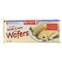 Barkat Vanilla Wafers 100g