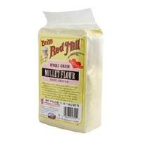 Bobs Red Mill Gluten Free Millet Flour 4x500g