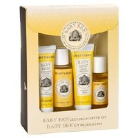Burts Bees Baby Bee Getting Started Kit 1 box