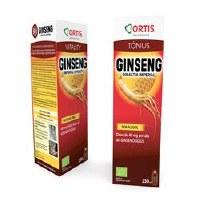 Ortis Organic Ginseng 250ml