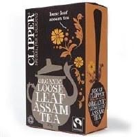 Clipper Organic Assam Tea 125g
