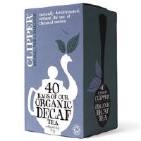 Clipper Organic Decaffeinated Tea 40bag