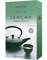 Clearspring  Organic Green Tea Sencha 20bag