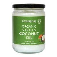 Clearspring OG Virgin Coconut Oil NULL