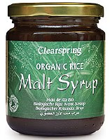 Clearspring Organic Rice Malt Syrup 330g