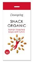 Clearspring Snack Org Tamari Soya w.Chilli 30g