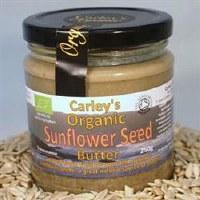 Carley's Org Sunflower Seed Butter 250g