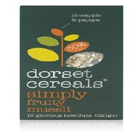 Dorset Cereal Simply Fruity Muesli 820g