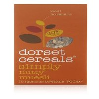 Dorset Cereal Simply Nutty Muesli 560g