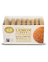 Doves Farm Gluten Free Lemon Zest Cookies 150g