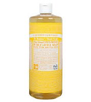 Dr Bronner Citrus Castile Liquid Soap 237ml