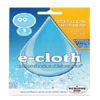 E-Cloth Deep Clean Mop Head 10g