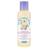 Earth Friendly Baby Shea Butter Massage Oil eco 125ml