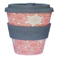 Ecoffee Cup Swirl Reusable Coffee Cup 400ml