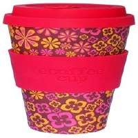 Ecoffee Cup Yeah Baby Reusable Coffee Cup 400ml