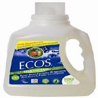 Earth Friendly Products ECOS Laundry Liquid Lemongrass 3000ml