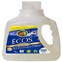 Earth Friendly Products ECOS Lndry Lqd Magnolia & Lily 3000ml