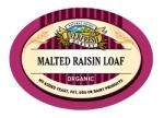 Everfresh Natural Foods Org Malted Raisin Loaf 290g