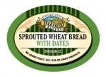 Everfresh Natural Foods Org Sprout Date Bread 400g