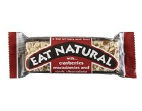 Eat Natural Cranberry Macadamia & Choc Bar 45g