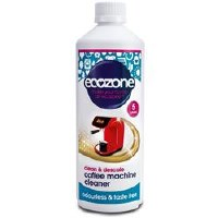 Ecozone Coffee Machine Cleaner/Descale 500ml
