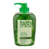 Faith in Nature Aloe Vera/Tea Tree Handwash 300ml