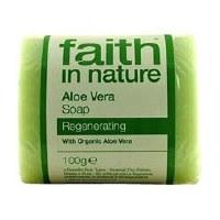 Faith in Nature Aloe Vera Pure Veg Soap 100g