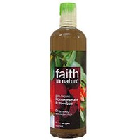 Faith in Nature Pomegranate Rooibos Shampoo 400ml