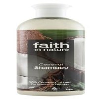 Faith in Nature Coconut Shampoo 400ml