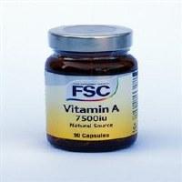 FSC Vitamin A 8000iu 90 capsule