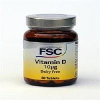 FSC Vitamin D 400iu 60 tablet