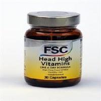 FSC Head High Vitamins 60vegicaps
