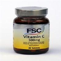 FSC Vitamin C (Low Acid) 500mg 30 tablet
