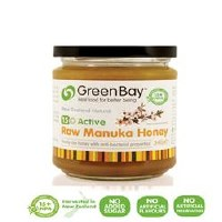 GreenBay Harvest Raw Active 15+ Manuka Honey 340g